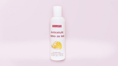 LIPO Anticelulit mleko