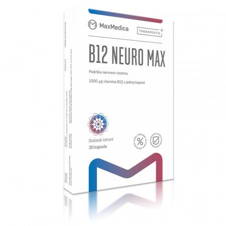 MaxMedica B12 Neuro Max