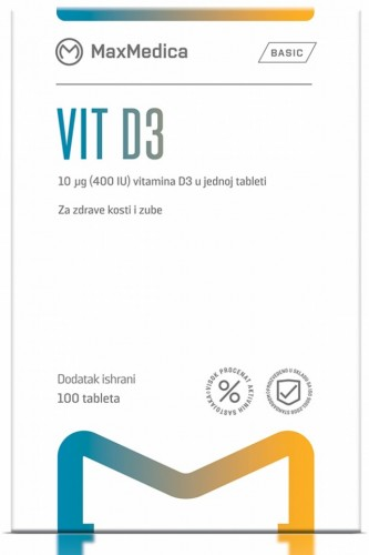 MaxMedica Vitamin D3