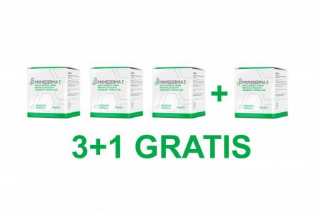 PRIMEDERMA-E 3+1 GRATIS