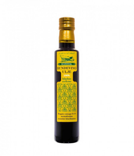 Slika Hladno ceđeno ulje bundeve 250ml
