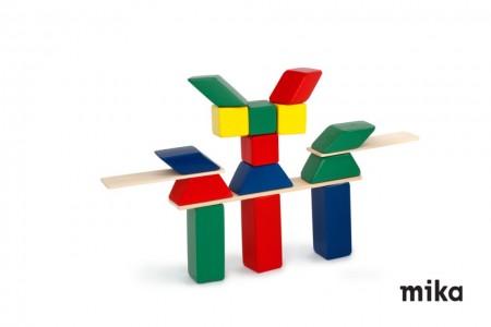 Slika L mika drvene magnetne kockice