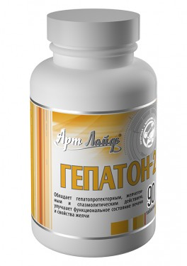 RuLek HEPATON 90 tableta