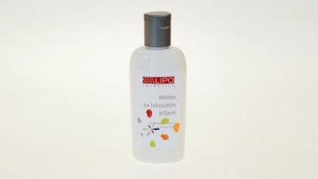 LIPO Mleko za čišćenje lica sa lekovitim biljem 150ml