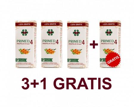 PRIMED 4 PROPOLIS 3+1 GRATIS