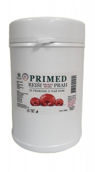 Slika PRIMED REISHI Broken spore prah 500g