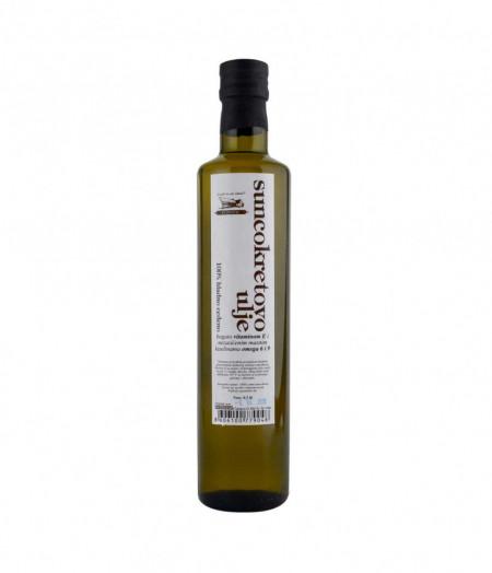 Slika Hladno ceđeno ulje suncokreta 1l