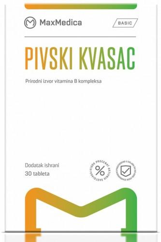 MaxMedica Pivski kvasac