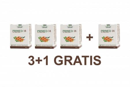 PRIMED 14 3+1 GRATIS