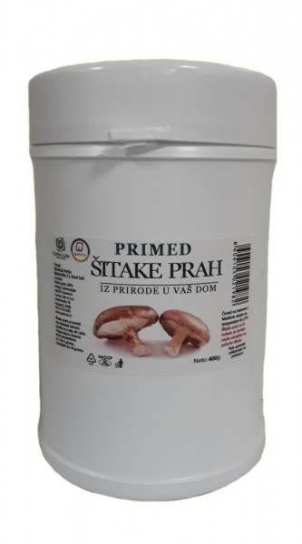 PRIMED Shiitake prah 400g
