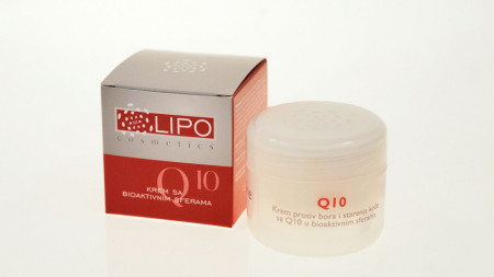 LIPO Q10 KREM sa bioaktivnim sferama 50ml