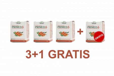 PRIMED 6 3+1 GRATIS