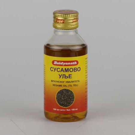 Slika Susamovo ulje 100ml