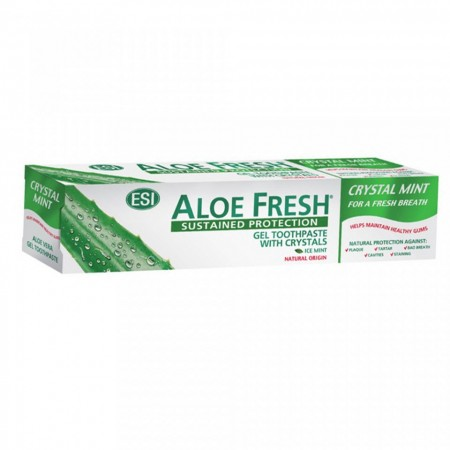 Slika ALOE FRESH CRYSTAL MINT 100ml