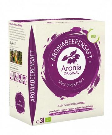 Slika Aronija Original 3l - 100% matični sok