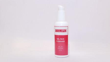 LIPO Gel za čišćenje lica