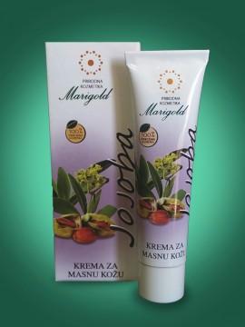 Marigold Hidratantna krema za negu masne kože