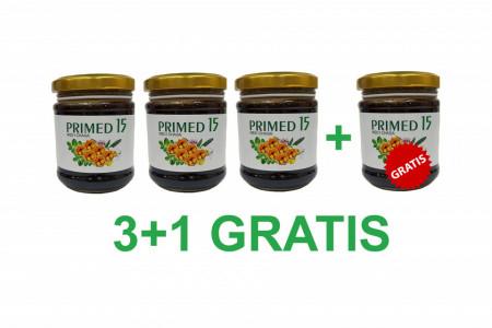 PRIMED 15 3+1 GRATIS