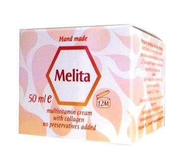MELITA - Multivitaminska krema sa kolagenom 50ml