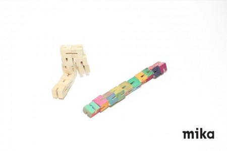 Slika MIKA NANIZANE KOCKICE igračke