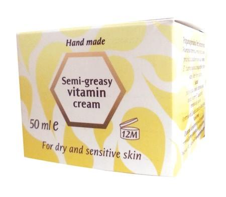 Slika Polumasna vitaminska krema 50ml PG Stanković