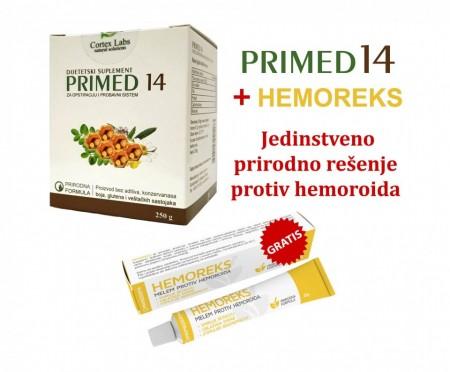 Slika Kombinacija protiv hemoroida