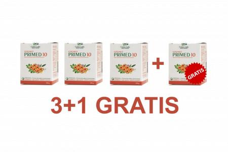 PRIMED 10 FERITMED 3+1 GRATIS