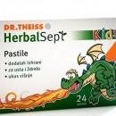Herbal Sept Kids Pastile