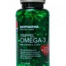 BIOPHARMA Norveške Omega-3 kapsule