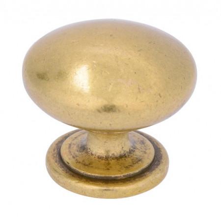 Buton mobilier Siro 1533-33ZN83 auriu vintage