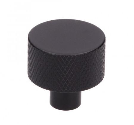 Buton mobila Cronos 2464-24PB12 negru mat Siro