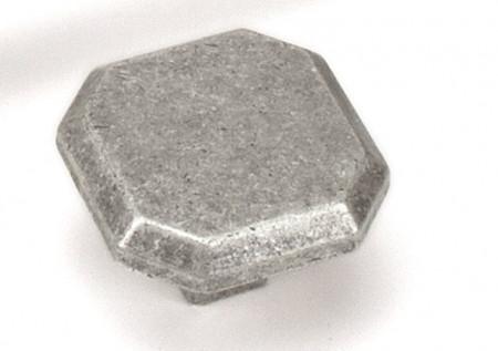 Buton mobila WPO752.000.00E8 argento vechio Giusti