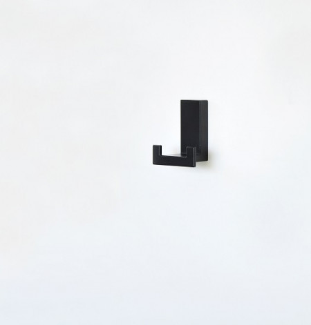 Cuier mobila 2435/PB12 negru mat Siro