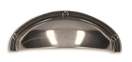 Maner mobila scoica 1760-85ZN29 argint antic Siro