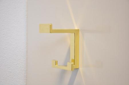 Cuier 2324/ZN5 auriu Siro Austria