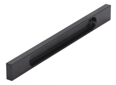 Maner mobila 2350F-500PB12 negru mat Siro