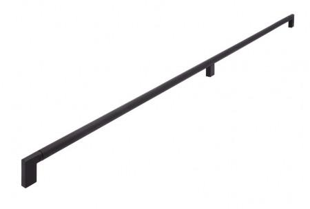 Maner mobiler bucatarie 2457-750PB12 negru mat Siro