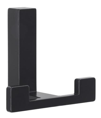 Cuier 2325/PB12 negru mat Siro