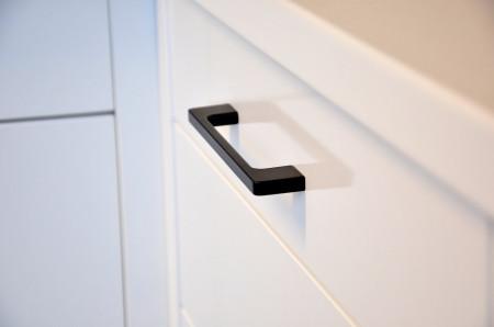 Maner mobilier 2027-172PB12 negru mat Siro