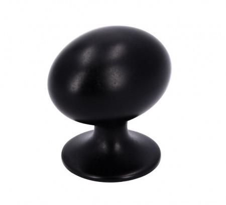 Buton negru mat Siro 1766-30PB12
