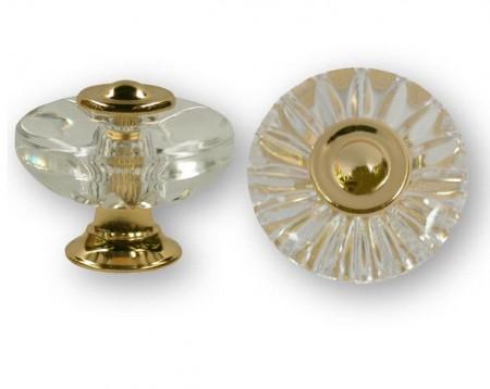 Buton mobila H119-38GE1ZN20 auriu Siro
