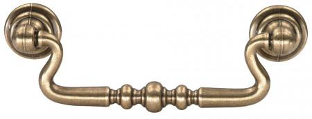 Maner mobila 1704-118ZN10V2 bronz antic Siro