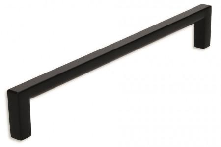 Maner mobila 2108-168PB12 160mm negru mat Siro