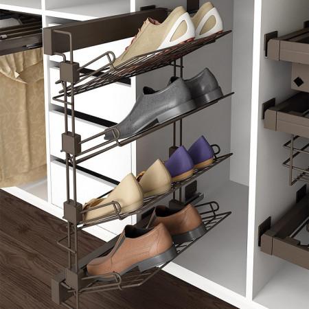 Suport pantofi lateral Moka stanga