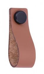 Buton mobila LE009-76LE7PB12 negru mat Siro