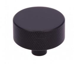 Buton mobila Cronos 2464-33PB12 negru mat Siro