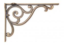 Suport polita WRM800 AB antique brass Giusti