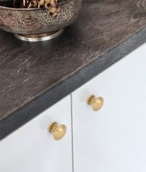 Buton mobila auriu vintage 1533-33ZN83 Siro