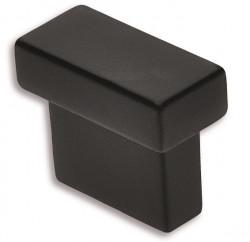 Buton mobila 1595-29PB12 negru mat Siro
