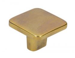 Buton mobila 2438-32ZN83 auriu vintage Siro
